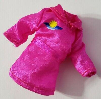 BARBIE DOLL CLOTHES KELLY CLUB ALL GROWN UP LIL FLYER MARISA PINK FLIGHT DRESS