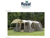 Winnipeg 6 berth family tent QUALITY