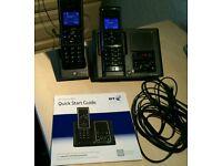 BT Verve 450 telephones