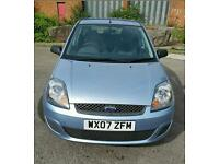 Immaculate 2007 Ford Fiesta 1.6 Style Automatic 5dr- **ONLY 17K MILES** **12 MONTHS MOT*