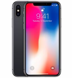 BNIB iPhone X 256GB Space Grey Available Today - £1175