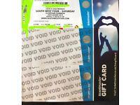 SW4 Saturday ticket