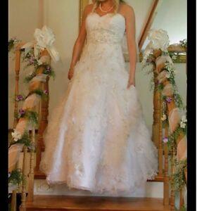 Wedding dress West Island Greater Montréal image 3