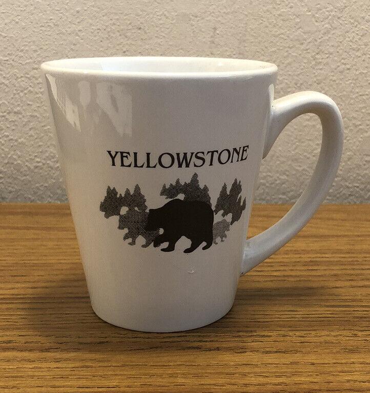 Yellowstone National Park Ceramic  Coffee Mug- Free Shipping
