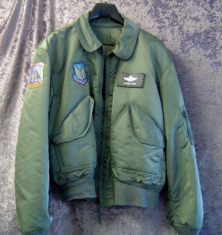 Broken Arrow John Travolta Christian Slater Original Crew Jacket movie prop