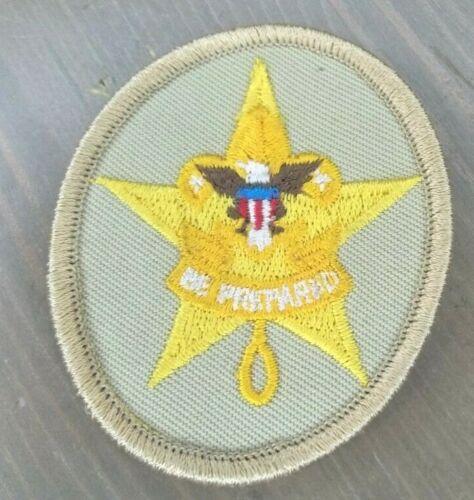 BSA Boy Scout 1st Class Scout Rank Patch Official Uniform Patch Current 2010