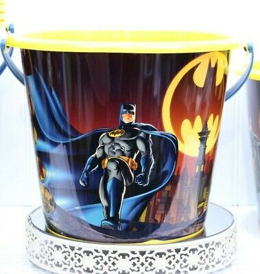 Halloween BATMAN JUMBO Plastic Bucket Party Favor NEW M-03S ](Halloween Bucket Ideas)