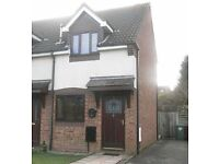 1 Bed House to Let, Heath Hayes, Cannock, Staffordshire has parking and garden £500 pcm rent rental