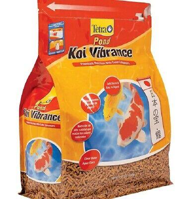 KOI & Goldfish Fish Food, Floating Soft Sticks 2.42 Pound