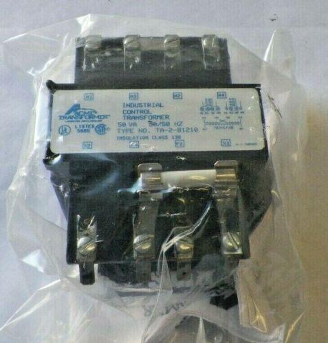 NEW Acme Control Transformer TA-2-81210
