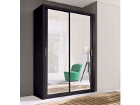 CLASEC BRAND NEW 2 OR 3 DOOR WARDROBE (SLIDING) MIRROR