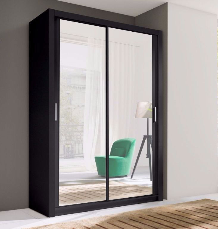 CLASSIC BRAND NEW 2 OR 3 DOOR WARDROBE (SLIDING) MIRRORin North London, LondonGumtree - plz call us 07903198072Dimensions Height 216cm Depth 62cm Width 120 ,150,180, 203, 250cm Specifications 10 Shelves 2 Hanging Rail Flat Pack in Boxes Requires Self Assembly Colours Black, Dark Browm, Grey, Oak Sonoma, Walnut, White