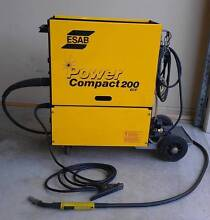 ESAB MIG WELDER POWER COMPACT 200 Shailer Park Logan Area Preview