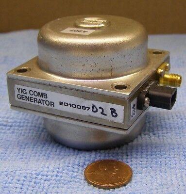 Eip Yig Comb Generator Model A207...2010097