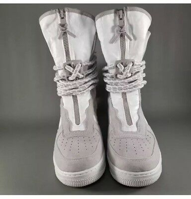 Nike SF AF1 Air Force 1 High All Star AS QS Mens SZ 9 Sneakers Shoes White (Af1 Sneakers)