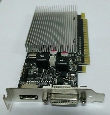 Profil 4 Motherboard (AXLE3D 512MB DDR3 DVI HDMI AX-G210/512SD3P4CDIL PCIe Low Profile Video Card )