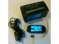 Sony PSP 1003 console Boxed A1 inc Extras!!