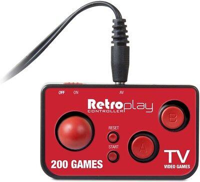 My Arcade Retroplay Controller Plug&Play Retrogame Dreamgear 200Video Games