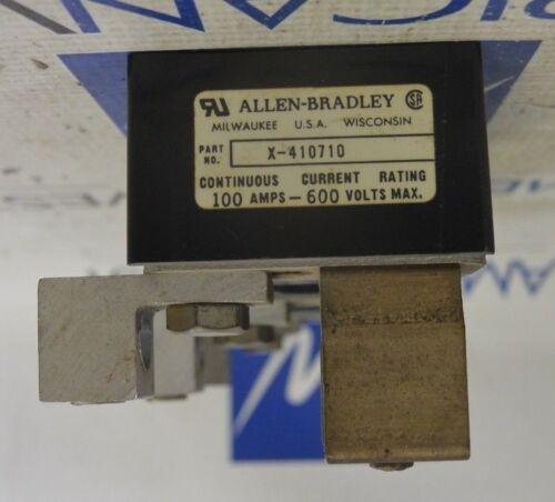 Allen Bradley X-410710 Fuse Block 100A 600V