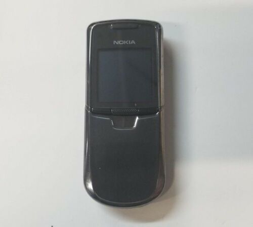 Nokia 8800 Classic Black RM-13 Unlocked GSM Mobile Phone