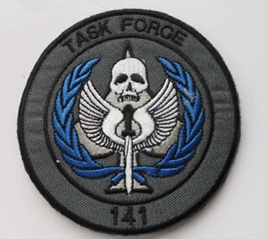 CALL OF DUTY : TASK FORCE 141 LOGO Patch