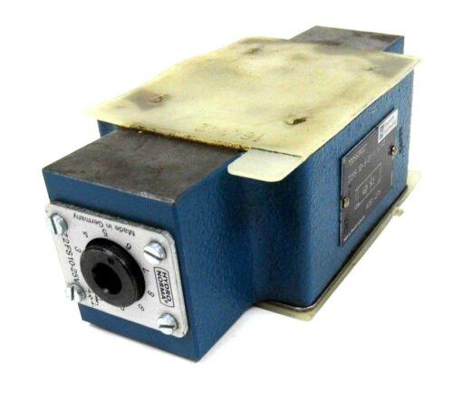 USED REXROTH 00560900 THROTTLE CHECK VALVE Z2FS-10-5-31/V SO30
