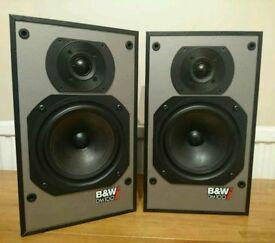 B&W DM100i loudspeakers