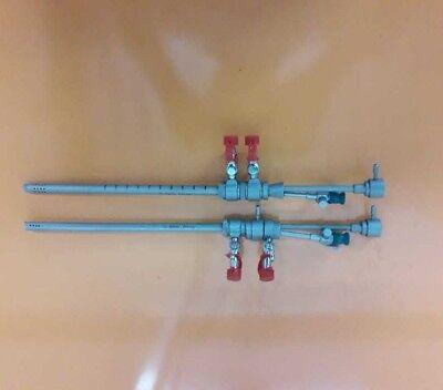 2 Set-hysteroscopy Sheath Operative 4 Channel Inout Flow 5fr 400mm Storz Type