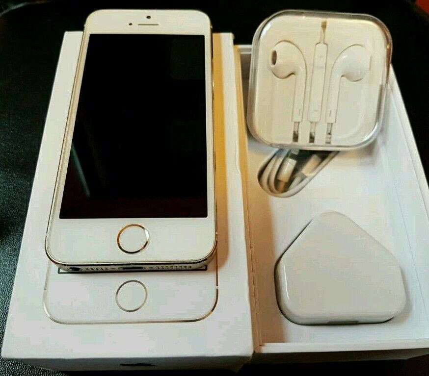 iPhone 5s Gold 16GB Vodafonein Stoke on Trent, StaffordshireGumtree - iPhone 5s Gold 16GB Vodafone network Boxed with all accessories Collection from Hanley Free delivery around Stoke on trent For more info pls call or txt