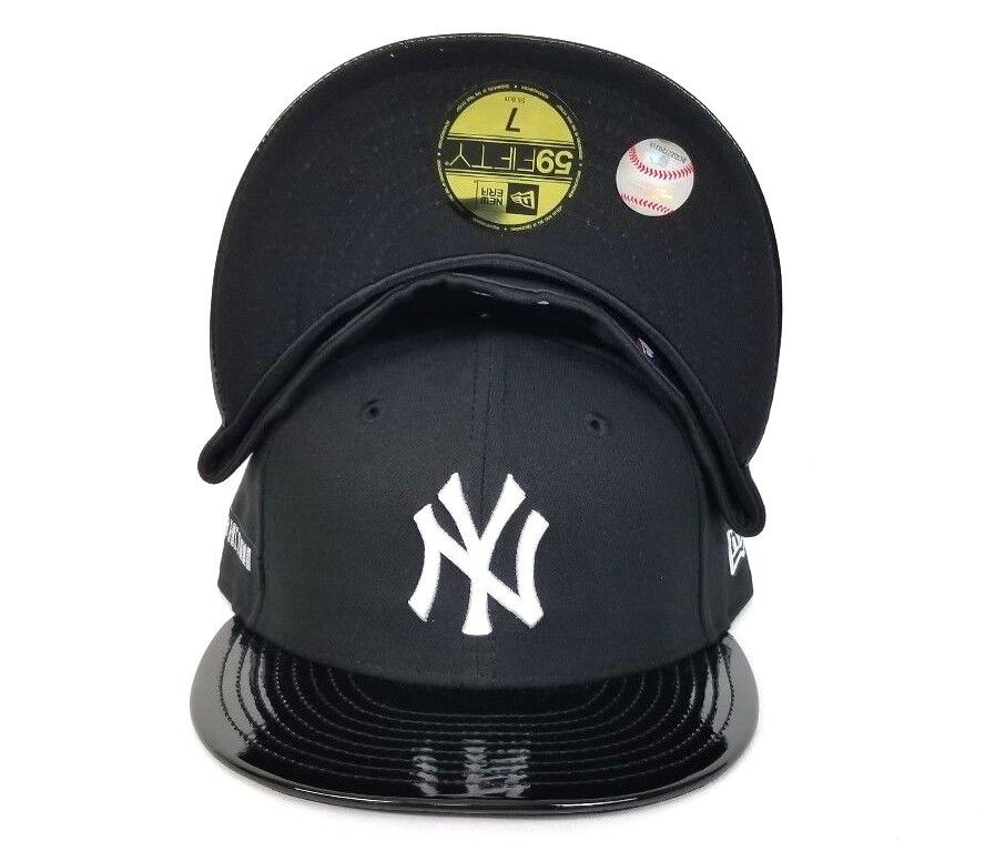 2ceceb50078 New Era New York Yankees 59Fifty Fitted hat for Jordan 11 Concord