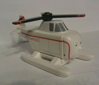 Wooden Harold Helicopter from Thomas the Train & Friends Railway EUC