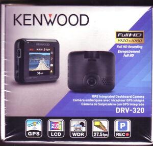 Caméra embarquée avec récepteur GPS intégré de marque Kenwood