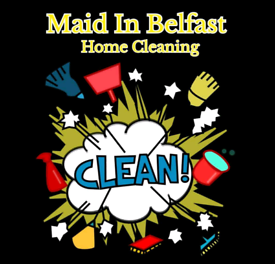 Maid in Belfast cleaner