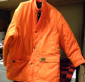 Manteau DUXBAK  (2 XL), idéal au chalet, à la chasse, plein air
