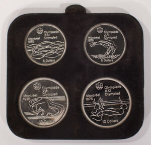 Sealed Coin set