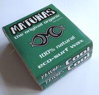 2 Blocks Of Matunas Natural Organic Cool Water Surf Wax For Surfboards - matunas - ebay.co.uk
