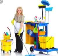 All cleaning call or text 519-771-8520