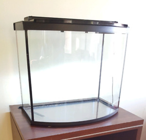 28g Bowfront Aquarium - MOVING SALE!