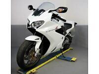 2016 66 Honda VFR 800 34k fsh,GR Moto Racing exhaust,clean v4 sports tourer