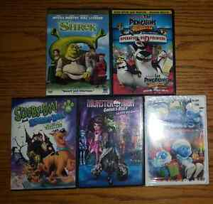 Kids dvds including Monster High Peterborough Peterborough Area image 1