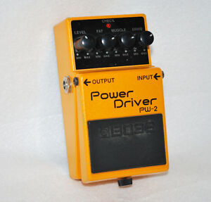 Boss Power Driver PW-2 Pedal