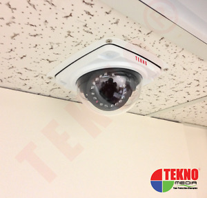 TEKNO® HD Indoor Security Cameras  - NOW FREE INSTALLATION