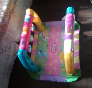 Little Tikes playmat with music activities