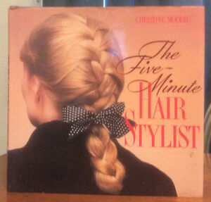 The Five-Minute Hair Stylist