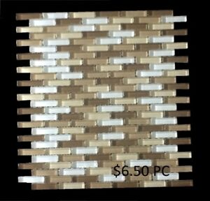 Tiles and Glass Mosaic