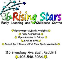 Rising Stars Early Learning & Childcare Center