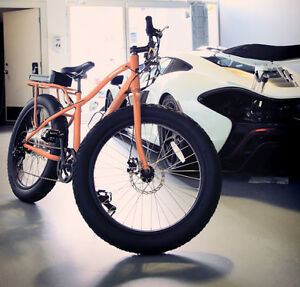 Surface 604 Element Electric Fat Tire Bike Bicycle 500W 48V13AH