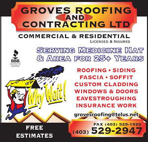 Experienced Roofers & Labourers