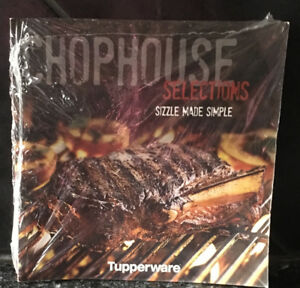 Tupperware Chophouse Selection Recipe Book