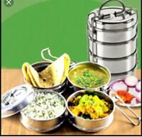Indian Homemade Tiffin Meals